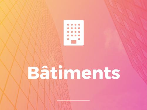Domaines d'intervention sur le bâtiments par Aster BTP