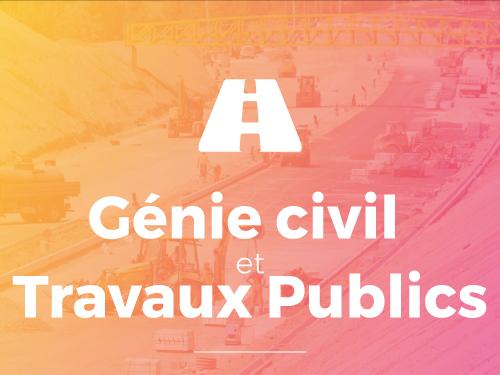 Domaine d'intervention Génie civil et travaux publics par ASTER BTP